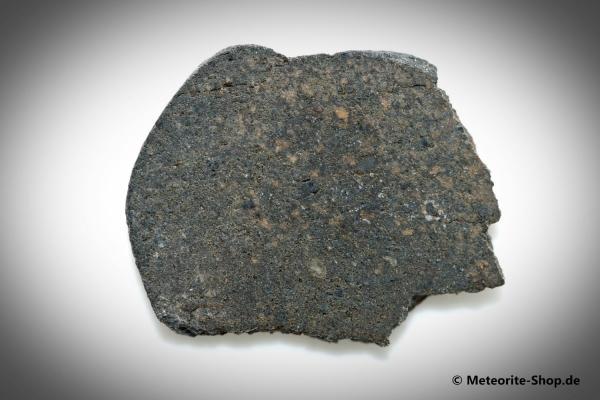 Almahata Sitta Meteorit (MS-MU-009: Enstatit-Chondrit > dunkler EH4/5) - 0,644 g