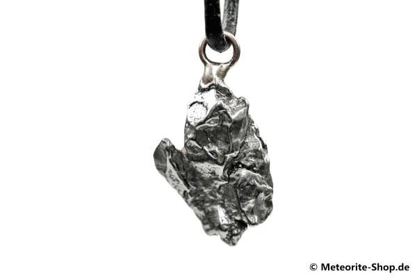 Eisen-Meteorit-Anhänger (Campo del Cielo | Natura) - 3,50 g