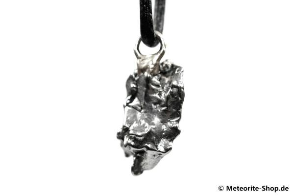 Eisen-Meteorit-Anhänger (Campo del Cielo | Natura) - 5,60 g