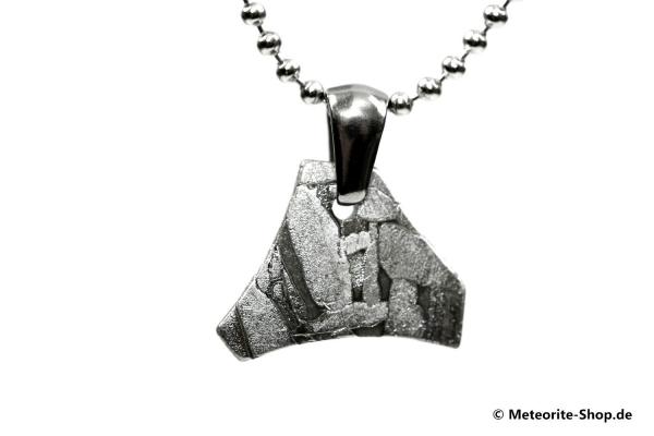 Stein-Eisen-Meteorit-Anhänger (Seymchan | Varia) - 1,70 g