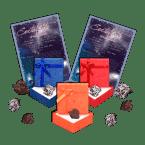 Echte Meteoriten und Sternschnuppen als Geschenk für alle Anlässe