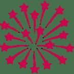 Echte Sternschnunppe mit Zertifikat als Geschenk zu Silvester und Neujahr