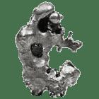Ausgefallene Meteoriten in besonderen und bizarren Formen