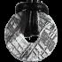 Kategorie Eisen-Meteorit-Anhänger (Muonionalusta | Donut | Kl. Ø | Rhodiniert)