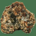 Steinmeteoriten der Unterklasse ungruppierte Achondrite