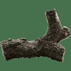 Seltene Naturprodukte wie Fulgurite und seltene Blackroot Fulgurite