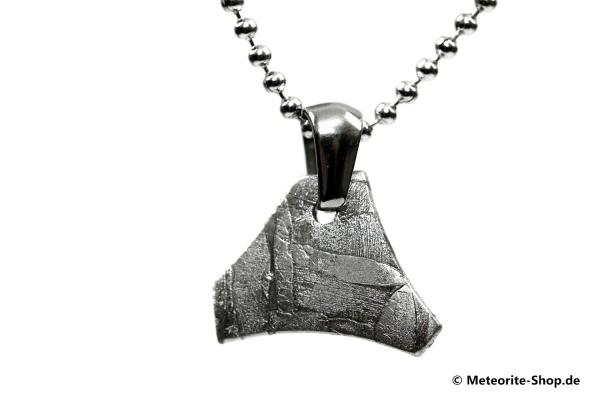 Stein-Eisen-Meteorit-Anhänger (Seymchan | Varia) - 1,90 g