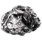 Eisenmeteorit vom Typ Oktaedrit