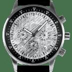 Meteoriten-Uhr aus echtem Meteoritengestein
