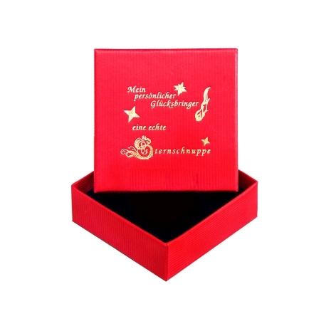 Geschenkbox mit zauberhaftem Spruch