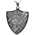 Kategorie Stein-Eisen-Meteorit-Anhänger (Seymchan | Schild)