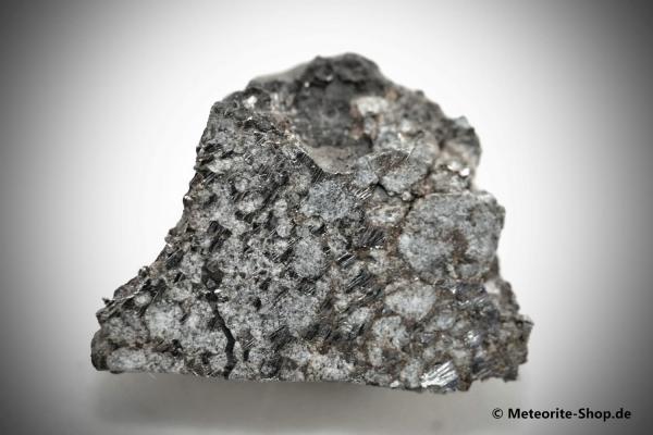 Almahata Sitta Meteorit (MS-MU-036: Enstatit-Achondrit (kein Aubrit) > metall-reich > einmalig) - 1,282 g