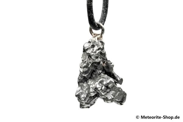 Eisen-Meteorit-Anhänger (Campo del Cielo   Natura) - 10,30 g