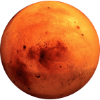Steinmeteoriten der SNC-Gruppe (Mars Meteoriten)