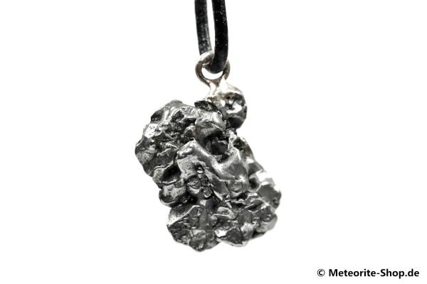 Eisen-Meteorit-Anhänger (Campo del Cielo   Natura) - 10,70 g