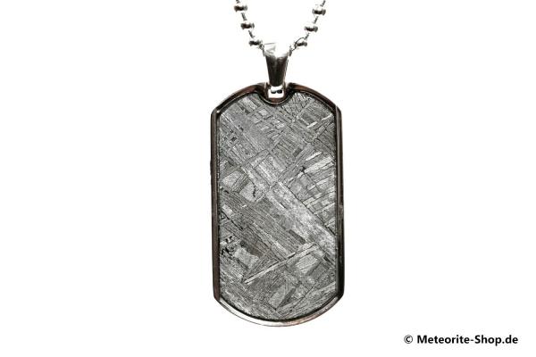 Eisen-Meteorit-Anhänger (Muonionalusta | Amulett) - 7,70 g