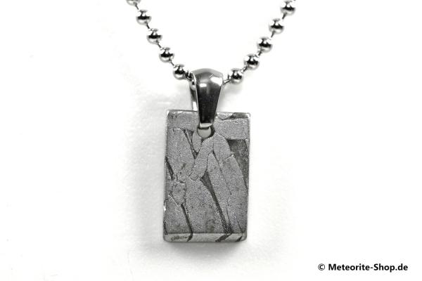 Stein-Eisen-Meteorit-Anhänger (Seymchan | Varia) - 2,35 g