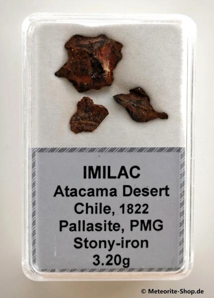 Imilac Meteorit - 3,20 g