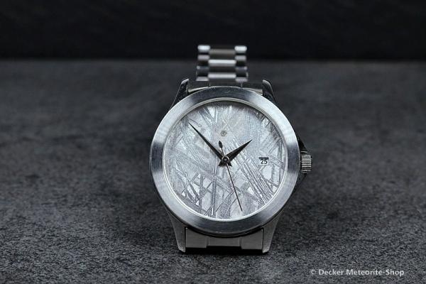 Meteoriten-Uhr Chronos ANTEROS mit Brillant