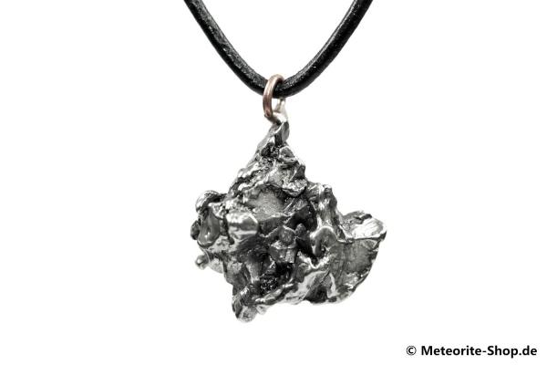Eisen-Meteorit-Anhänger (Campo del Cielo | Natura) - 15,70 g