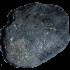 Kategorie Meteoriten mit Schmelzkruste