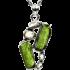 Kategorie Multi-Stein-Anhänger (Tektit & Quarzkristall | Natura | 925er Silber)
