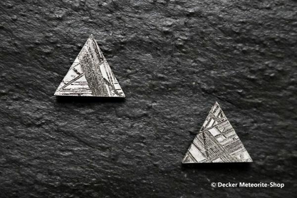 Muonionalusta Meteorit als Dreieck - 1,30 g