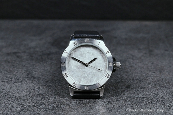 Meteoriten-Uhr Chronos LEDA